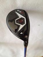 "Wholesale Hybrid Club Head Covers - 915H Hybrid 915H Golf Hybrid OEM Golf Clubs 18"" 21"" 24"" 27"" Regular Stiff Graphite Shaft With Head Cover"