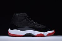 Wholesale Jd 11 - with box Mens and Women JD 11 Low Barons 11S Black Basketball Shoes Out Door Sports Sneakers for Men Size US7-13 Euro 47