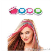 Wholesale Hair Color Pack - Hot selling 4 Colors pack Fashion Hot Fast Temporary Pastel Hair Dye Color Disposable Hair Color X1023 A5