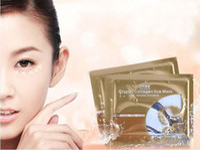 Wholesale Collagen Under Eye Pads - Lowest Price 1000pcs lot Pairs Anti-Wrinkle Gel Collagen Under Eye Patches Pad Mask Bag Dark Circle