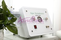 Wholesale Diamond Microdermabrasion Equipment - Lowest price 2IN1 Diamond Microdermabrasion beauty machine skin care Water Aqua Dermabrasion Peeling Hydra facial Rejuvenation SPA equipment