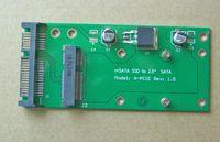 Wholesale Mini Pcie Msata - SSD Card Adapter   Mini PCIe PCI-e mSATA 3x7cm SSD to 2.5