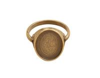 Wholesale Bronze Blanks - 20 PCS Antiqued Bronze Base Ring Blank Settings 18x13mm #91348