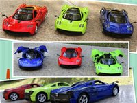 Wholesale Cast Toy Car - Toy Car Wooden Toys Diecast Car Model Toy Cars Ho Scale Hot Wheels Workshop Tesla Model S Die-Cast Vehicle Mater Diecast Vehicle Models Cars