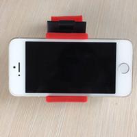сотовые телефоны iphone 5s оптовых-Универсальный автомобильный руль зажим для ремня крепление телефона Держатель гнезда для iPhone 6 4S 5 5s Galaxy S6 5 4 примечание 4 3 A5 Z3 T3 сотовые телефоны