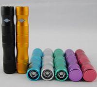 ego x6 vv batería al por mayor-eGo X6 1300 mah batería tubo de Lava VV ECigaratte x6 plumas vape Para ce4 vivi rda vaporizador atomizador clearomizer Cigarrillos Electrónicos DHL Gratis