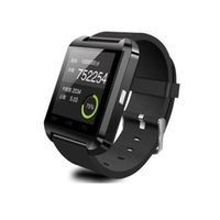 Wholesale Bluetooth For Note2 - Bluetooth smart watch Wrist smartWatch for Samsung S4 Note2 3 HTC LG Xiaomi Android Apple Phone Smartphones