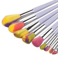 Wholesale Vip Kit - HOT Good quality 12pcs makeup brush suit makeup tool small waist powder paint free shipping DHgate vip seller