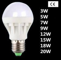 Wholesale E27 Screw Bulb - Factory sale LED bulb energy-saving bulb E27 screw B22 bayonet 3 w5w7w9w wholesale