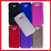 Candy Color Soft TPU Gel Rubber Silicone Jelly Case Cover для iPhone 6 с плюс галактика s7 край s6 край примечание 3 4 5 s4 s5 с мешками