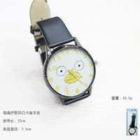 sport wristwatches online - Hot Anime Sword Art Online naruto BlackRock Shooter conan wristwatches MARVE Retro Style watch Cute famous brand Sports Leisure