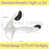 Wholesale Magnetic Therapy Sex - Wholesale-Original Prostate Massager rmx-2 electronic pulse magnetic therapy fashion male Anal Sex Toy G-spot Stimulator