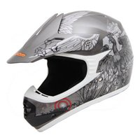 Wholesale Full Face Downhill Helmet - Motorcycle Off-road racing helmets downhill bike Motorcycle Jet Cascos Motocross Off Road Motocross M L XL180