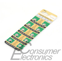 Wholesale Button Cell Batteries Lr41 - 10pcs SR41SW CX41 SR736 SR41 AG3 LR41 LR736 392 392A Cell Button Watch Battery Newest