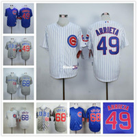 sport jersey dresses - 30 Teams Chicago Cubs Jerseys Jake Arrieta Jorge Soler Jersey Size Small xl Embroidery Sports Dress