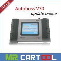 Wholesale Launch Diagun Free Update - 2016 Special offer Original SPX autoboss v30 auto scanner Free Update Online better than launch x431 diagun DHL FEDEX Free shipping