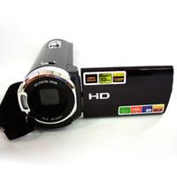 cámara lcd tv al por mayor-Videocámara Full HD 1080P CMOS 16MP 3