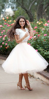 Wholesale 2015 Spring White Tulle Tutu Skirts Adult Women Vintage Summer Adult Women Princess Lady White Knee Length Skirts
