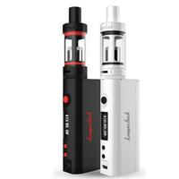Wholesale subbox mini for sale - Group buy kanger subbox mini starter kit black white color w kbox mini kanger Electronic Cigarette subox mini starter kit dhl free