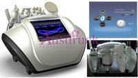 Mini desktop Body Sculpter Liposuction forte 40KHZ Cavitação ultra-sônica RF Led laser Slim Perda de peso Gordura Slim machine SPA salon clinic