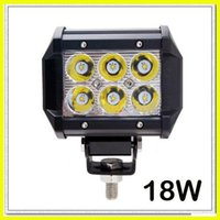 18W Cree LED Arbeits-Licht-Lampen-Bar 0,4