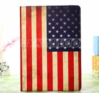 Wholesale Ipad2 Leather Cases - Tablet Pc Leather cover For ipad2 3 4 IPAD MINI2 IPAD AIR phone cases military stand case shockproof defender colorful Tablet PC Cases & Bag