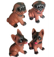 Wholesale shrilling screaming rubber chicken toy resale online - Funny Pet dog toys Creative Shrilling Chicken Sound Squeeze Screaming Pug Toy Screaming dogs Funny sound dog toy