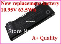 Livre Marca shipping- New Laptop Battery A1322 para Apple MacBook Pro 13