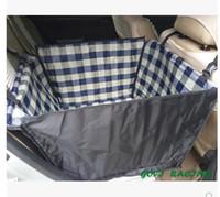 Wholesale Cradle Blankets - seat cover Small dog cat car Pet Car Cradle Pet seat cover Mat Blanket Cushion Protector waterproof bolsas perro
