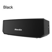 Wholesale bluetooth speaker batteries for sale - Group buy Bluedio BS Speakers Bluetooth mAh Battery Built in MIC Micro USB Portable Audio Players For HTC Motorola Samsung DHL free MIS090