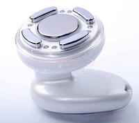 machine rf pour la cellulite achat en gros de-RF RADIO FRÉQUENCE 3in1 cavitation ultrasons + photon LED peau rajeunissement jambe jambe levage cellulite minceur machine avec emballage de détail