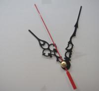 ingrosso orologi a croce-20pcs Accessori a punto croce Accessori fai da te Orologio Orologio da parete a quarzo Ago Spedizione gratuita