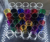 Wholesale Pro Tubes - Pyrex replacement Glass tubes for Vaporesso target target pro Gemini RTA VECO revenger NRG tank TAROT NANO mini kit