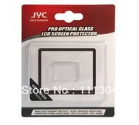 Wholesale Tracking Shipping Ef - Wholesale-Free shipping + tracking number JYC Camera LCD Screen Protector Cover Optical Glass For EF 40D 50D 5D2 SLR Camera