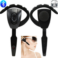 Wholesale Cell Phone Ex - KKMOON EX-01 In-ear Headset Wireless Stereo Bluetooth Gaming Headphones Earphone Handsfree with Mic for PS3 Smartphone Tablet PC