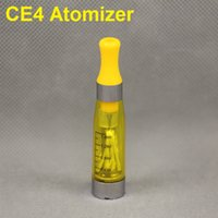 Wholesale Ego K Lcd - Colorful ce4 ce5 ego ecigarette atomizers ce5 no wick atomizer tank vaporizer fit for ego-t, ego-k,ego-q,ego-w,ego-lcd, ego-vv battery