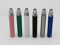 Wholesale Match Free Ego - Hot Selling Ego-T Battery 650mah 900mah 1100mah 510 Thread ego t match CE4 CE5 CE6 Atomizer ego T battery DHL Free