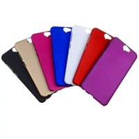 Wholesale M7 Hard - For HTC One A9 Case Luxury Frosted Matte Ultra thin Hard PC Case Capa For HTC One M7 M9 Back Cover Protective Shell
