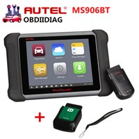 Wholesale Get Scanner - VPECKER easydiag as Gift Buy Autel MaxiSys MS906BT MaxiSys MS906 BT Auto Diagnostic Scanner Support Multi-languages Get VPECKER As Gift