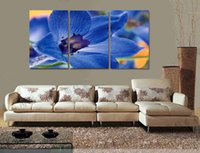 Wholesale Abstract Canvas Art 3pc - Modern Handicraft 3pc Abstract Large Oil Painting On Art Canvas