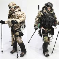 Mnotht 1/6 Solider US Navy Seals Suit Set VERYHOT VH1038 tuta per alpinismo snow jungle vestiti per 12in action figure l30