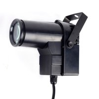 Wholesale pinspot led - Free shipping hot sale CR Lite Quad (RGBW) 10W LED Pinspot led rgbw dmx 512 pinspot