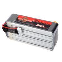 Wholesale Bateria Lipo - Wild Scorpion 22.2V 2800mAh 70C MAX 80C 6S XT60 Plug bateria Lipo Battery for RC Car Airplane T-REX 500 Helicopter Part order<$18no track
