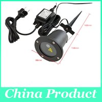 Wholesale FloodLight Outdoor Waterproof IP65 Laser Firefly Stage Lights Landscape Red Green Projector Christmas Garden Sky Star Lawn Lamps
