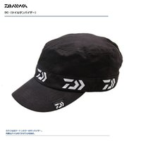 Wholesale Breathable Fishing Hats - Wholesale-2015 Mens Daiwa Brand Summer Breathable Fishing Fish Hat UV Sun Protection Snapback Outdoor Professional Hat Cotton Caps For Men