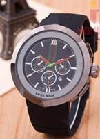 Wholesale Binger Men Watch - luxury Quartz Big Bang HOT automatic date luxury fashion men and women movement quartz clock men watch guc