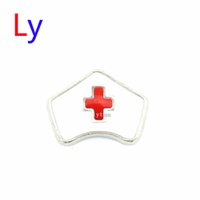 "Wholesale Living Lockets For Sale - hot sale floating charm ""nursing cap""diy for floating Memory Living Locket wholesale min order wholesale free shipping MFC920"