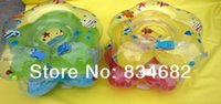 Wholesale Baby Swimming Neck Float - J.G Chen!10 pcs lot, New Summer Baby Kids Infant Swimming Neck Float, Ring Safety Aid Tube, Flower Shaped Swimming Neck Ring