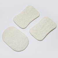 Wholesale Brush For Body - Natural Loofah Dish Brush Loofah Pad Back Scrubber Face Makeup Remove Exfoliating and Dead Skin Bath Shower Loofah for Home Tools