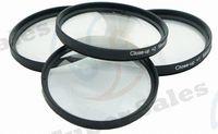 Wholesale Close Up 55mm - 58mm Macro lens Close-Up +1 +2 +4 +10 Filter Kit for nikon pentax Canon EOS 1100D 1000D 600D 550D 500D 18-55mm camera